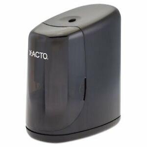 X acto Standup Desktop Electric Pencil Sharpener Black epi1730