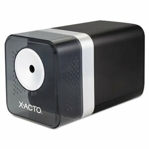 X acto Heavy duty Desktop Electric Pencil Sharpener Black epi1744