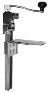 Excellante No 1 Commercial Can Opener Table Mounted Heavy Duty 14