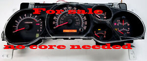 2008 Toyota Tundra Instrument Cluster Software Odometer Calibration Service