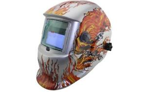 Auto Darkening Welding Helmet Mask Protect Printed Soldering Shield