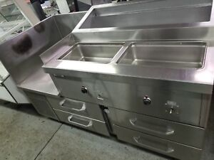Stainless Steel Pasta Prep Station