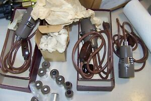 Vintage New Swift Microscope Or Stereoscope Eyes Illuminators 5x 10x 15x Sale