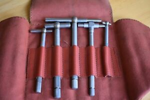 Used Telescoping Gauge Set