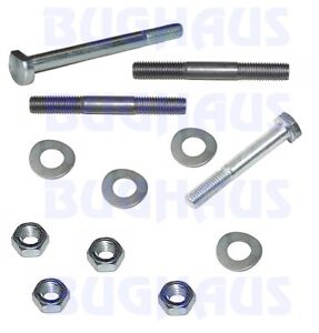 Vw Beetle Bug Bus Ghia Thing Deluxe Engine Mounting Bolt Kit 12 Pcs Free Ship