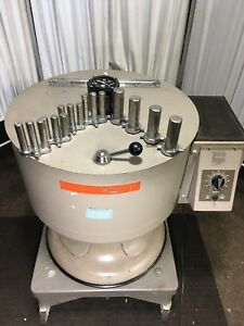 Thermo Iec Model K Floor Centrifuge With 88 Rotor 8 Swinging Buckets