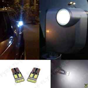 Super Bright Led Side Mirror Puddle Spot Lights For 2007 2014 Toyota Fj Cruiser
