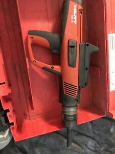 Hilti Dx 76 Mx 76 Powder Actuated Nail Gun Metal Decking Fastener Gun Bare Tool