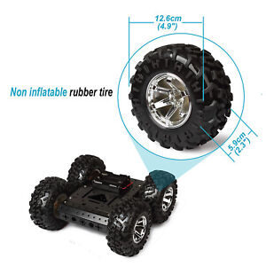 Diy Obstacle Avoidance Smart Car 4wd Chassis Kit For Arduino Raspberry Pi