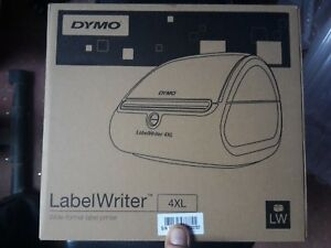 Dymo Thermal Labelwriter 4xl Printing Made Easy For The Home And Office new
