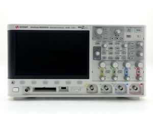 Keysight Used Msox2024a Oscilloscope Mixed Signal 4 Channel 200mhz agilent