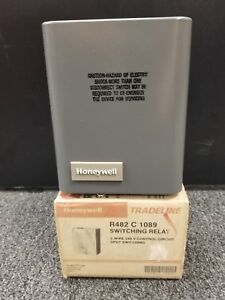 New Old Stock Honeywell R482c 1089 Switching Relay