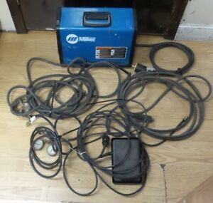 ma4 Miller Maxstar 200 Portable Tig stick Welder Local Pickup Only