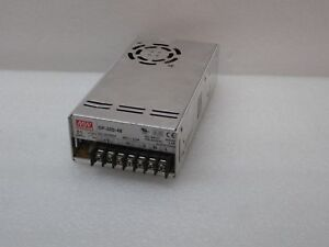 Mean Well Sp 200 48 Power Supply 48v 4 2a