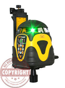Cst berger Alhv g Green Beam Self Leveling Rotary Laser Level spectra topcon