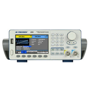 Bk Precision 4063 80 Mhz Dual Ch Function arbitrary Waveform Generator