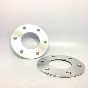2pc 1 4 Hubcentric Wheel Spacers 6x120 66 9 Fit Chevy Canyon 6lug Adapters