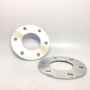 2pc 3 8 Hubcentric Wheel Spacers 6x120 66 9 Fit Chevy Canyon 6lug Adapters