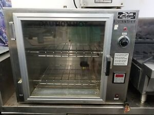 Deluxe Convect a ray Stainless Steel Commercial Convection Baking Oven Cr 1 2