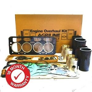 Engine Overhaul Kit Fits Leyland 270 272 472 Tractors With 4 98nt Engine