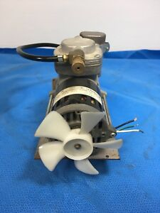 Thomas Air Compressor 405ae38 772a 115v 1 7a 405 Series Wob l Motor