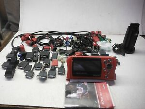 Snap On Eesc316 Solus Scanner W Accessories Sold As Is