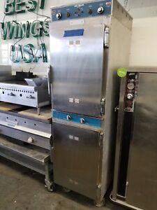Alto shamm 1000 th i Stainless Steel Double Stack Cook And Hold Oven