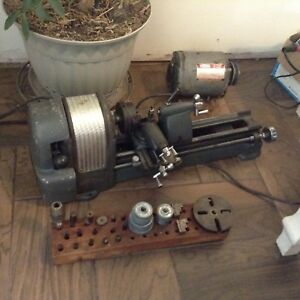X2 Sears Lathe W A c Motor Tooling 2 Lathes W Extras Cheap