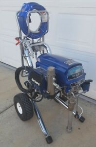 Graco Ultimate Mx Ii 795 Electric Airless Paint Sprayer pro Contractor Series