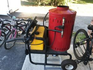 Northstar Pressure Washer Heater steamer Add on Unit 3000 Psi 4 Gpm 120v