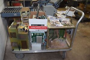 heidelberg Qm Di 46 4 Classic Parts Computer Boards Lasers And Laser Coolers