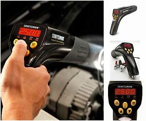 Craftsman Digital Timing Light Pro Gun Tester Car Work Shop Tool Auto Diagnostic