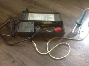 Weller Wtcpt Soldering Station Kit And Weller Soldering Pencil And Many Extras