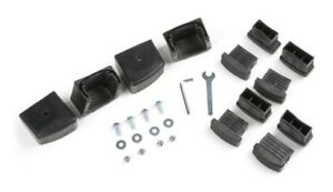 Werner 21 28 Replacement Foot Shoe Kit For Mt Series Multi Ladders