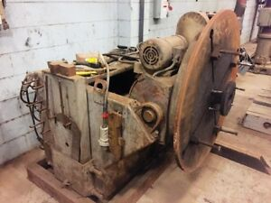 1988 Ransome 30p Welding Positioner 3 000 Lb 3 Phase Or Single Phase 230 Or 460