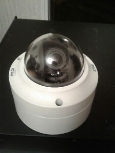 Pelco Security Camera Sarix Network Mini dome Ip Surface Mount