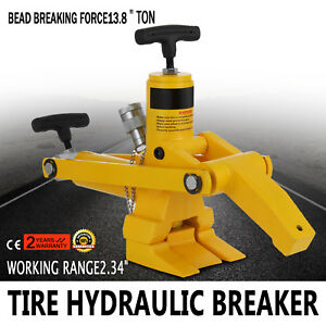 Tractor Truck Tire Hydraulic Bead Breaker Changer Farm Portable Equipment Hot