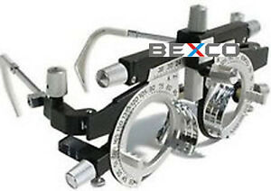 Best Price Optician Adjustable Rotating Trial Frame For Eye Testing By Bexco Dhl