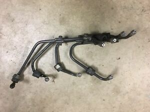 Kubota B2150 Diesel Tractor Injection Pipes For 1 2 L 4 Cyl Kubota Diesel Engine