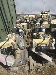 Lot Of 20 Lister Petter Diesel Engines A Series