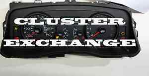 2007 To 2011 Ford Crown Victoria Cluster Software Odometer Calibration Service