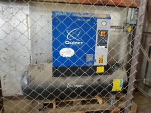 Quincy Air Compressor Qgs 10