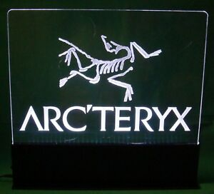 Arcteryx Led Light Up Logo Display Sign From Retail Store 20 wide X 18 high