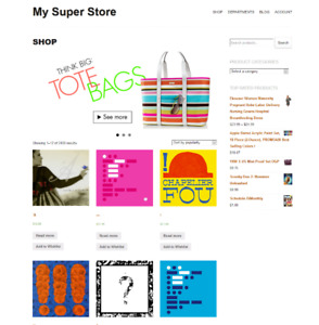 Unique Huge Super Store Affiliate Website Business For Sale Fully Stocked