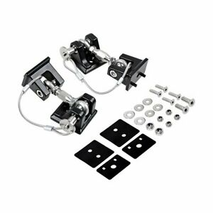 Hood Catch Lock Latch Bracket Holder For 07 18 Jeep Wrangler Jk Jl Unlimited Jku