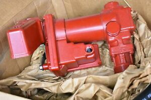 Tutfill rite 24 v Dc Manual Fuel Transfer Pump Fr2410c 15gmp 57lpm
