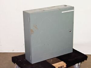 Schlage Electronics Power Supply In Metal Enclosure 3708 A