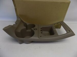 New Oem 2000 2002 Lincoln Navigator Center Console Tray Panel Cup Holder Cover