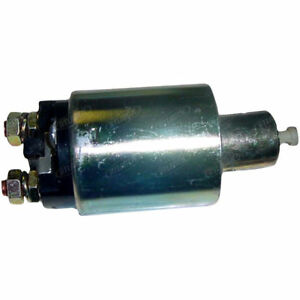 Starter Solenoid Replaces Sba185816340 Ford New Holland On 1320 1520 1620 1720