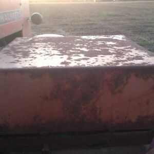 Allis Chalmers 440 Battery Box Lid In Very Good Shape Ready To Go To Work